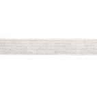 Hoodiekordel, 17mm, weiß