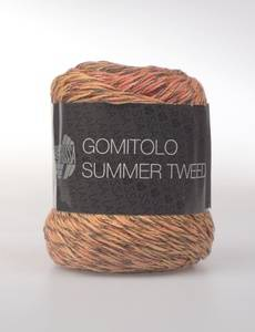 Gomitolo Summer Tweed, 0003 pink/lachs