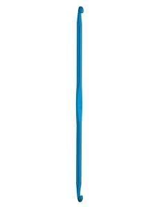 Tunesische Häkelnadel, doppelseitig, 15cm, 5,00mm