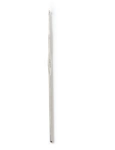 Garnhäkelnadeln ohne Griff, 2,50mm, silberfarbig