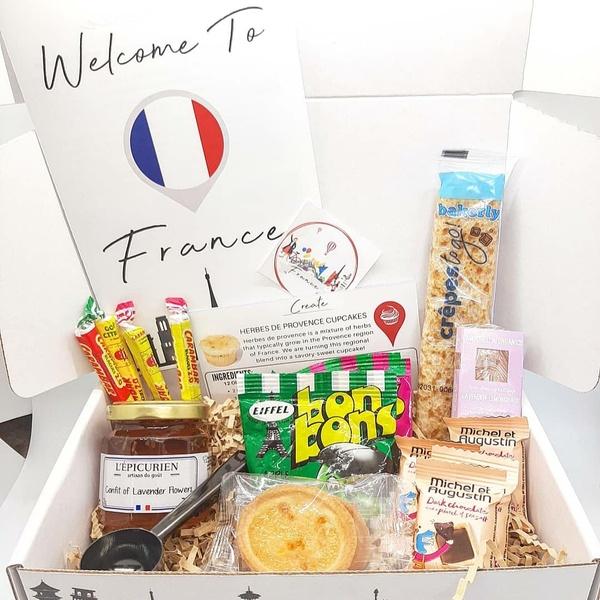 Culture Cakes Kit