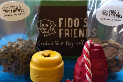 Fido's Friends Goody Box Photo 1