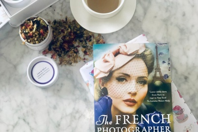 Monthly Literary Tea & Book Subscription Photo 1