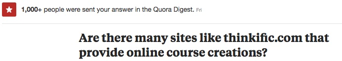 Quora is a site that allows it's users to ask and answer questions and a platform you can use to grow your business. Here is how to use Quora for marketing.