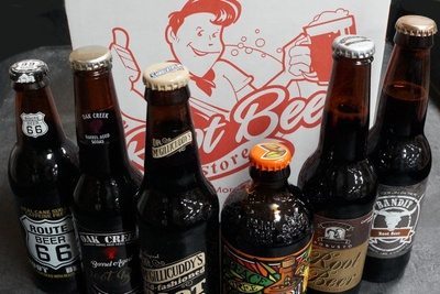 Root Beer of the Month Club--Variety Packs (Non-alcoholic, no caffeine) Photo 2