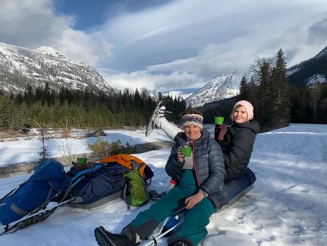 Grid Dynamics team on Elbrus