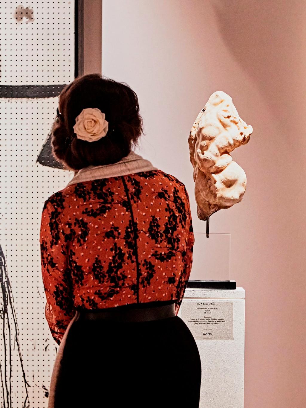 women in art fairs