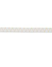 Schlauch-Elastic 7,5mm, weiß