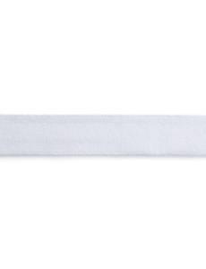 Pyjama-Elastic, 20mm, weiß, 2m