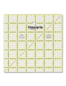 Omnigrip Anti - Rutsch Lineal, 6,5x6,5inch