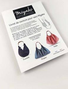 Miyako Anleitung Furoshiki Style