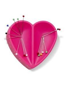 Magnet-Nadelkissen Herz, Prym Love