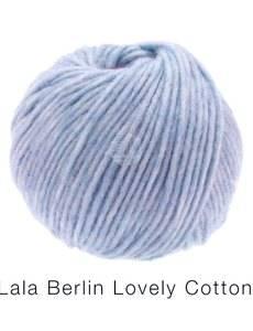 lala BERLIN LOVELY COTTON, 17 Fliederlila