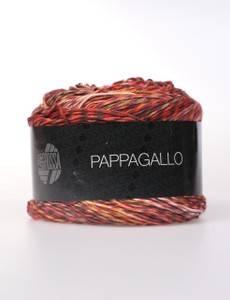 Pappagallo, 0004 lachsrot/natur/mokka