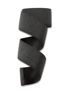 Latzhosen-Elastic 35mm, schwarz
