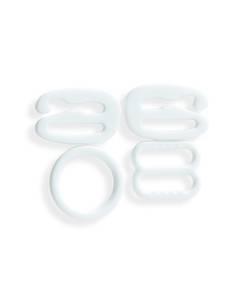 BH-Zubehör, 12mm, transparent
