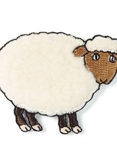 Applikation Schaf, groß