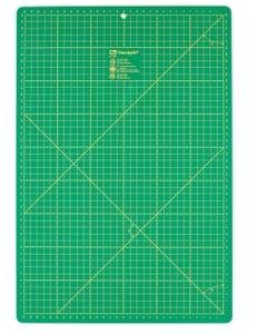 Schneideunterlage cm/inch-Einteilung, 45x30cm