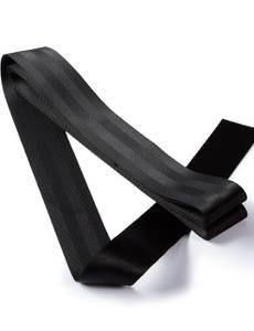 Gurtband für Taschen, 40mm, schwarz