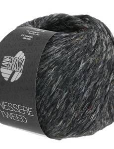 Benessere Tweed, 105 Schwarz meliert