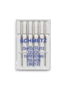 "Schmetz/Prym Nähmaschinennadeln 705 ""Öhrschlitz"", 80"
