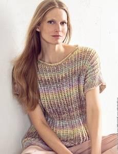Pullover mit kurzen Armen