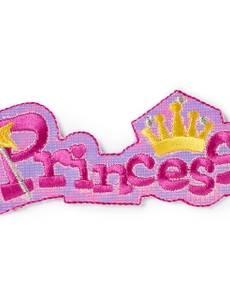 Applikation Princess, pink