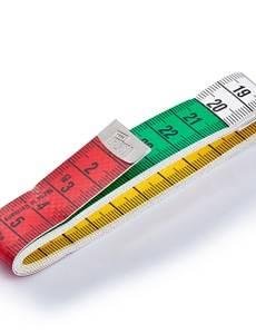 Maßband Color, 150cm/cm