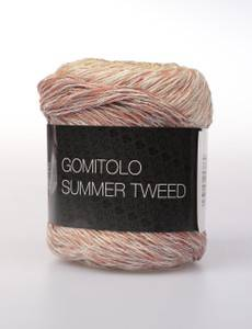 Gomitolo Summer Tweed, 0001 natur