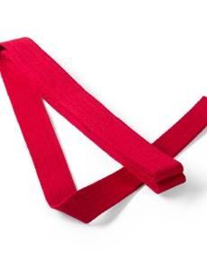 Gurtband für Taschen, 30mm, rot