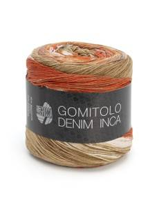 Gomitolo Denim Inca 0158