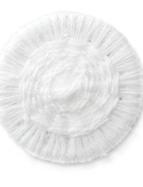 """Wäscheknöpfe """"Zwirn"""", 15mm, weiß"""