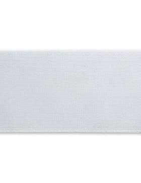 Elastic-Bund, 60mm, weiß, 90cm