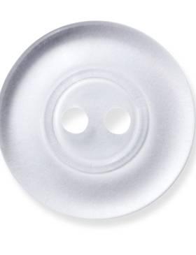 Wäscheknöpfe, 17mm, weiß