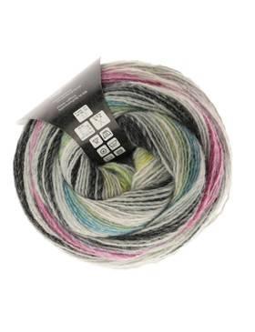 rohweiß/grau/pink/blau/grün/gelb/anthrazit