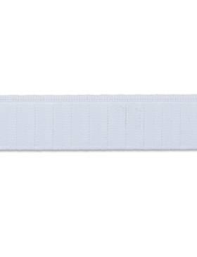 Elastic-Band, querstabil, 30mm, weiß, 1m