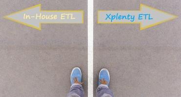 In-House ETL vs Xplenty: Comparison & Overview