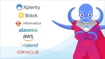 ETLツールを比較。2020年のETLツール7つを解説