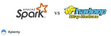 Spark vs Hadoop MapReduce 比較