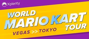 World Mario Kart at re:Invent!