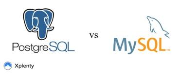 PostgreSQL vs MySQL:  その違いとは