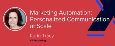 Marketing Automation: Personalized Communication at Scale [VIDEO]