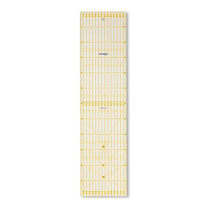 Universal-Lineale ʹOmnigridʹ, cm oder inch Skala