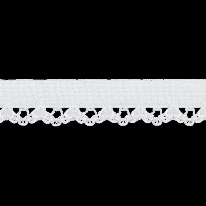 elastisches Zierband  10mm 25m
