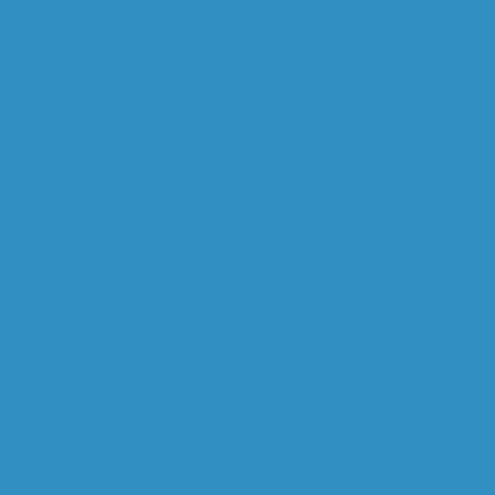 235 azurblau