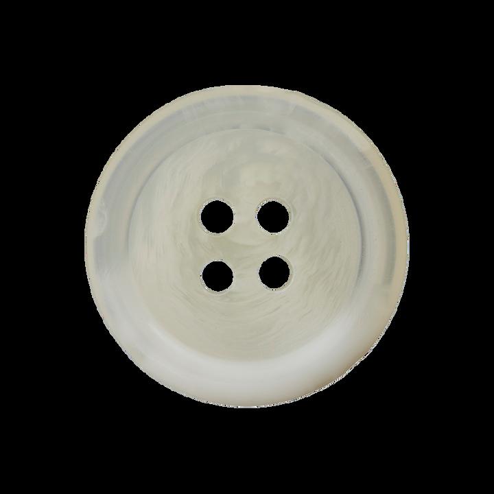 Polyesterknopf 4-Loch