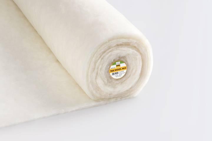 Volumenflies 266 Wool Mix 70/30, natur