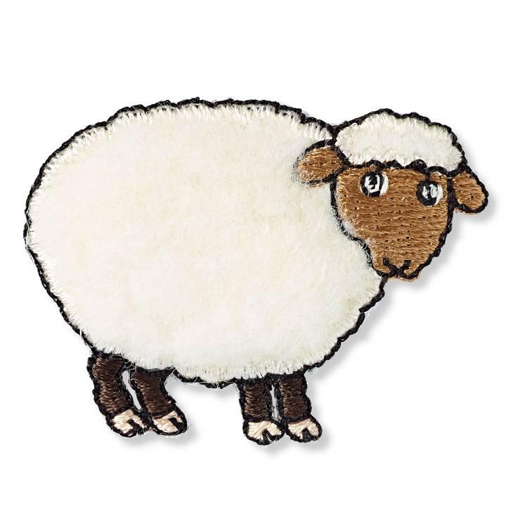 Applikation Schaf, klein