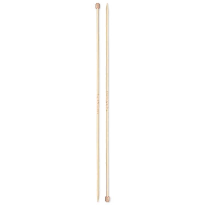 Jackenstricknadeln Bambus Prym 1530, 33cm, 3,75mm