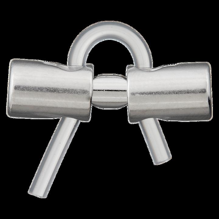 Kordelstopper / Durchlass 3 mm